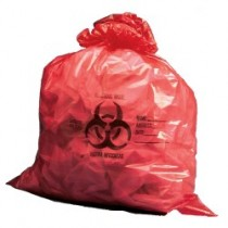 Biohazard Waste Bags 16 Gallon - Tidi