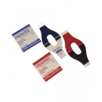 Articulating Paper Horseshoe Red Blue Combo - Crosstex