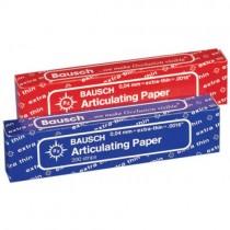 Micro- Thin Articulating Paper 40 micron - Bausch