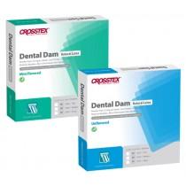 5 x 5 Dental Dam - Crosstex