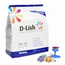 D-Lish Prophy Paste - Young