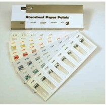 Absorbant Paper Points Cell Pack - Diadent