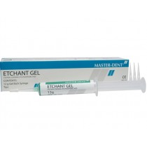 Etch Gel Green 37% 12g - Dentonics