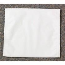 Tissue & Poly Headrest Cover 10x10 - Medicom