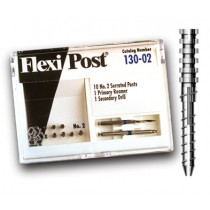 Flexi-Post Stainless Steel - Essential Dental Systems