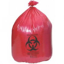Biohazard Waste Bags 10 Gallon - Tidi