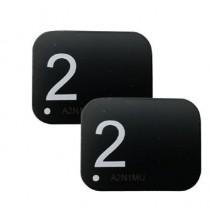 Phosphor Storage Plates for Air Techniques Size 2, 4/pk - 3D Dental
