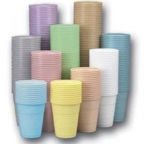 Plastic Cups 5 oz - Crosstex