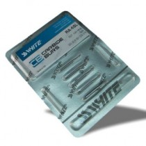 Surgical Length Carbides 5/pk - S.S. White