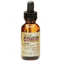Temrex Temp Cement Liquid 1oz - Temrex