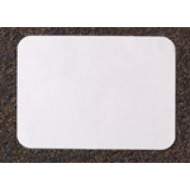 Tray Cover Paper Size B White - Avalon