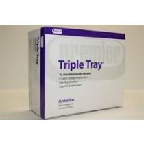 Triple Tray Bite Registration Trays- Premier