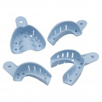 Disposable Plastic Impression Trays - Unipack