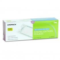 "Sterilization Pouches 3.5"" x 10"" 200/pk - Unipack"