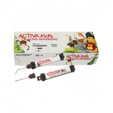 Activa Kids BioActive Restorative Value Refill 2/pk - Pulpdent